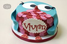 Round+Owl+Cake++Gallery+A+Piece+O+picture+24289
