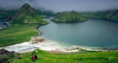 Where the adventure begins.... Kuril Islands, Sakhalin region.