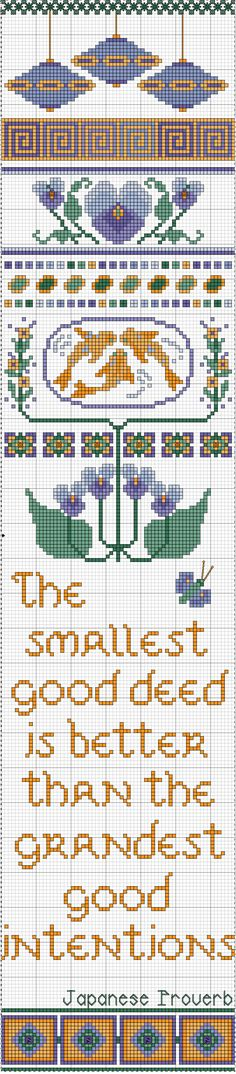 Homage to Japan - Band Sampler, designed by Remy Lawler, blogger for Embroiderbee's Primary Hive.