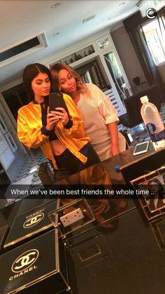 Kylie Jenner & Blac Chyna