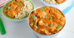 Instant Pot Indian Butter Chicken Recipe | Healthy Ideas for Kids