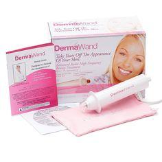 DermaWand Anti-Aging System, White