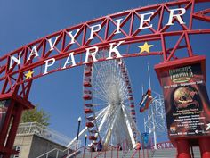 Navy Pier in Chicago, IL, the perfect simple date to enjoy that certain someone as well as adore the beautiful skyline <3 xoxo
