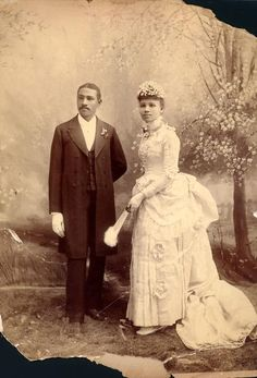 Charles and Willa Bruce, 1880's Charles and Willa owned a beach resort called Bruce's Beach, one of the few beaches in 1900's open to African Americans