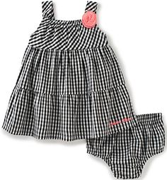 Calvin Klein Baby Girls' 2 Pieces Dress with Panty, Black... https://www.amazon.com/dp/B01NGTGPCF/ref=cm_sw_r_pi_dp_x_vXsezbWV25F4C