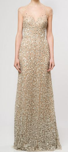 ZsaZsa Bellagio: Gown Gorgeous: Reem Acra