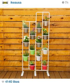 """IKEA // Add 2 in a classroom for each student in your class! // SOCKER plant stand $39.99. // width 28 3/4"""" height 63 3/4"""""""