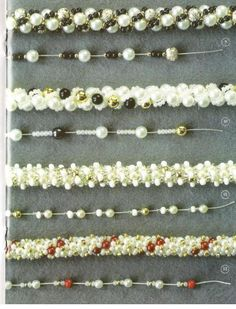 Warning! Beaded lariats crochetis highly addictive craft. Once started you'll never stop, really!