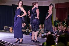 black beauties - original vintage dresses by bustleboutique.com