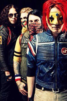 My Chemical Romance | Danger Days