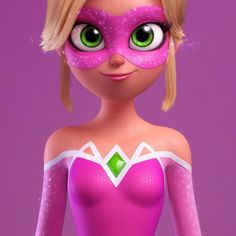 Pixigirl ❤️ first cgi look and feel #zagheroez #pixigirl