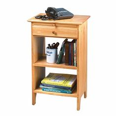 Mission Furniture, Solid Wood Furniture, Office Furniture, Desk Accessories, Solid Pine, End Tables, Nightstand, Home Improvement, Bookcase