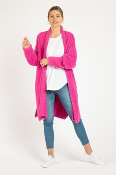 Womens Clothing in NZ - Fashion Boutique in Wellington   BoxHill Basic Wardrobe Essentials, Wardrobe Basics, Side Split, Everyday Outfits, Stretch Jeans, Fashion Boutique, Cardigans, Cool Style, Glamour