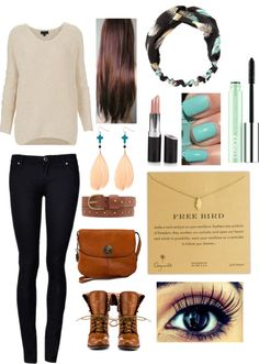 """Victorias OOTD"" by angelbeartori ❤ liked on Polyvore"