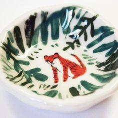 Tiger Cub dish
