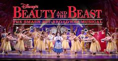 Beauty and the beast Broadway