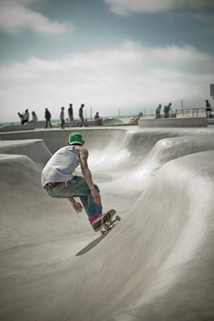 Photograph Skateboarder rides his line by Daniel O'Connell on 500px