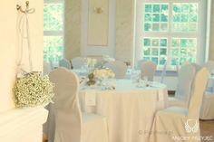 13. Roman Wedding,White Silver Table decor / Rzymskie wesele,Dekoracja stołów,Anioły Przyjęć