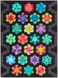 My Newest Block of the Month is Sweet Tooth!   Jaybird Quilts