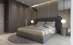 This is a Bedroom Interior Design Ideas. House is a private bedroom and is usually hidden from our guests. Hotel Room Design, Room Design Bedroom, Master Bedroom Interior, Bedroom Furniture Design, Home Interior, Home Bedroom, Bedroom Decor, Interior Design, Bedroom Ideas