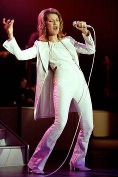 Celine Dion's Most Typically 'Celine Dion' Outfits Ever | The Huffington Post Canada Style