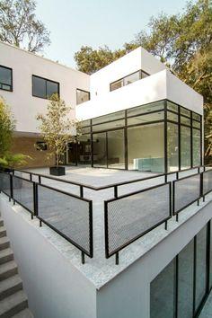 pour avoir une jolie maison, quelle balustrade extérieure choisir