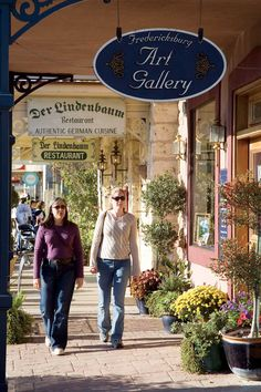 Fredericksburg, Texas: Historic German Heritage