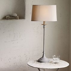 Lighting > Provence Lamp - White from The White Company