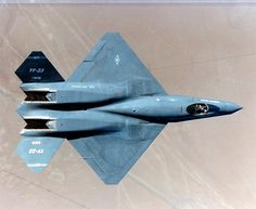 stealth aircraft | The PAK FA vaguely resembles the YF-23. It more like resembles the F ...