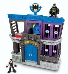 Gotham City Jail!!