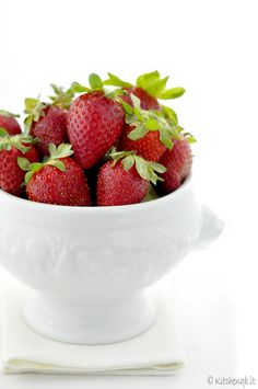Strawberries | kitchenqb