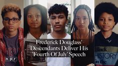 'What To The Slave Is The Fourth Of July?': Descendants Read Frederick D...