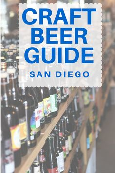 Breweries, Bars and Bottle Shops in San Diego California Love, California Travel, Oceanside California, San Diego Shopping, Bottle Shop, Travel Guides, Travel Hacks, Travel Tips, Amazing Adventures
