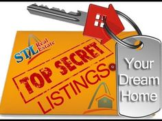 STL Real Estate Houses For Sale: Exclusive Pocket Listings
