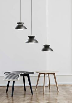 Mirror | Pendant from Nordlux | Designed by Bjørn + Balle | Nordic and Scandinavian style | Produced in black metal | Light | Decoration | Designed in Denmark