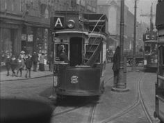 Tram Ride through the City of Sheffield