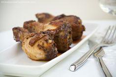 Juicy Caribbean Jerk Chicken - Omnivore's Cookbook
