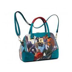 Τσάντα Verde 16-0002745 Gym Bag, How To Wear, Bags, Fashion, Handbags, Moda, Fashion Styles, Fashion Illustrations, Bag