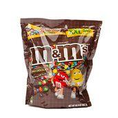 M's Milk Chocolate Candy: 56-Ounce Bag $19.90