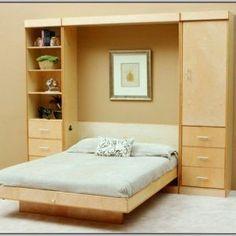 Queen Size Murphy Bed Plans