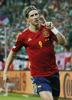 Spain striker Fernando Torres is rediscovering his form at the perfect time after scoring his first tournament goals since the Euro 2008 final and justifying his place in a squad he was in danger of missing out on.