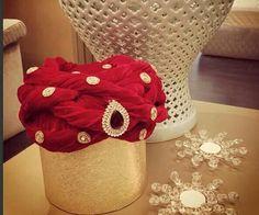 Safa ( fabric tied around head)