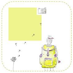 REISEZEIT – der Alltags-Rucksack darf zuhause bleiben. Reise lieber mit leichtem Gepäck und vergiss nicht, das Urlaubs-Glück im Moment zu suchen. CATCH YOUR MOMENT! Peanuts Comics, Instagram, Art, Vacation, Travel, Photo Illustration, Art Background, Kunst, Art Education