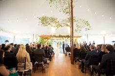 A Red Maple Vineyard Wedding Ceremony Photo By Nyc Photographer Mikkel Paige Photography
