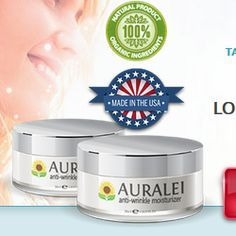 Auralei Anti-Wrinkle Moisturizer is a natural and famous best Anti-Wrinkle product because it works very fast. If you want to look younger and remove your wrinkle it is best product for you because it is specifically formulated to help reduce fine lines and wrinkles.