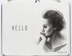"""Check out new work on my @Behance portfolio: """"B&W sketches"""" http://be.net/gallery/31657367/B-W-sketches"""
