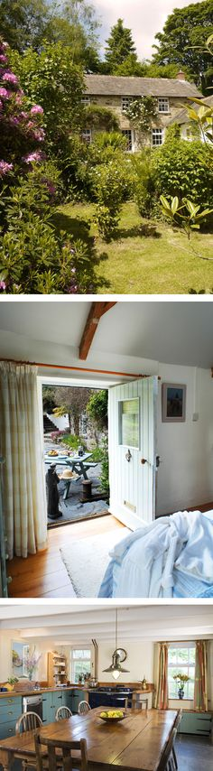 Still searching for the perfect summer getaway? This quaint English cottage rental makes that long the flight across the Atlantic worth it. With stellar views, a beautiful garden, and even a resident pony named Twinkle, this house is a country dream.