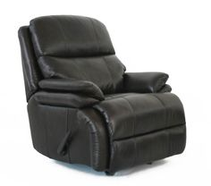 Barcalounger Affinity II Stargo Remy Chocolate Rocker Recliner