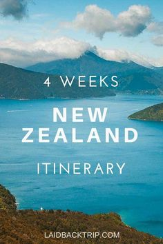 New Zealand: The Perfect 4 Weeks Itinerary — LAIDBACK TRIP New Zealand: The Perfect 4 Weeks Itinerary Crystal Dive Award Winning 5 Star Scuba Diving on Tropical Koh Tao in Thailand. New Zealand Itinerary, New Zealand Travel Guide, Cool Places To Visit, Places To Travel, Travel Destinations, Travel Europe, Spain Travel, Amazing Destinations, Travel Guides