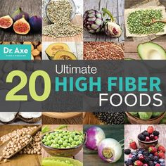 High Fiber Foods Title